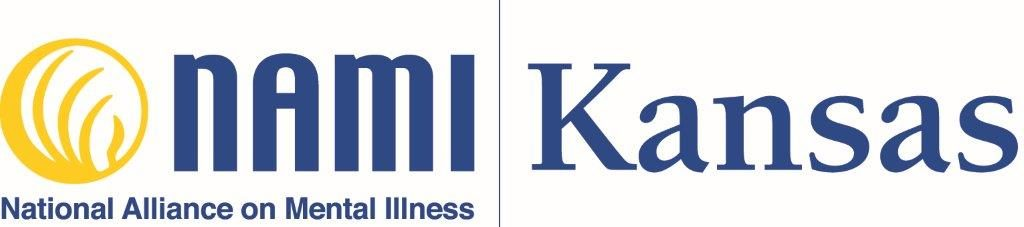 NAMI Kansas logo and link to agency website