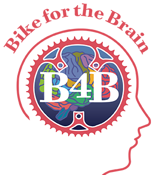 Bike for the Brain Logo and link to agency website