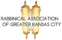 Rabbinical Association of Greater Kansas City logo and link to association website