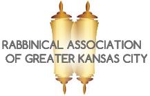 Rabbinical Association of Greater Kansas City logo and link to association website
