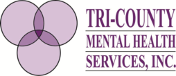 Tri-County Mental Health Services logo and link to website