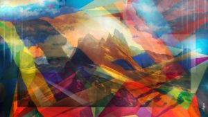Color Mountains - Adam Sinai