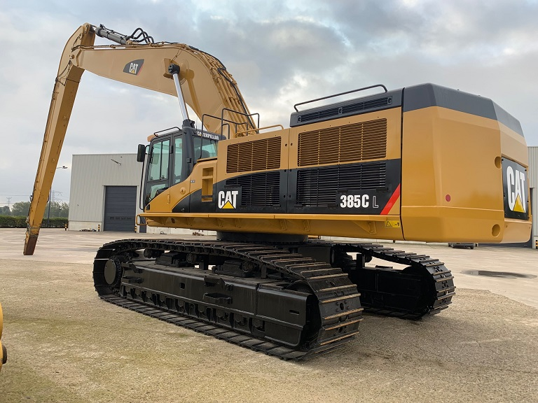 Caterpillar 385 CL Long Reach Excavator Image