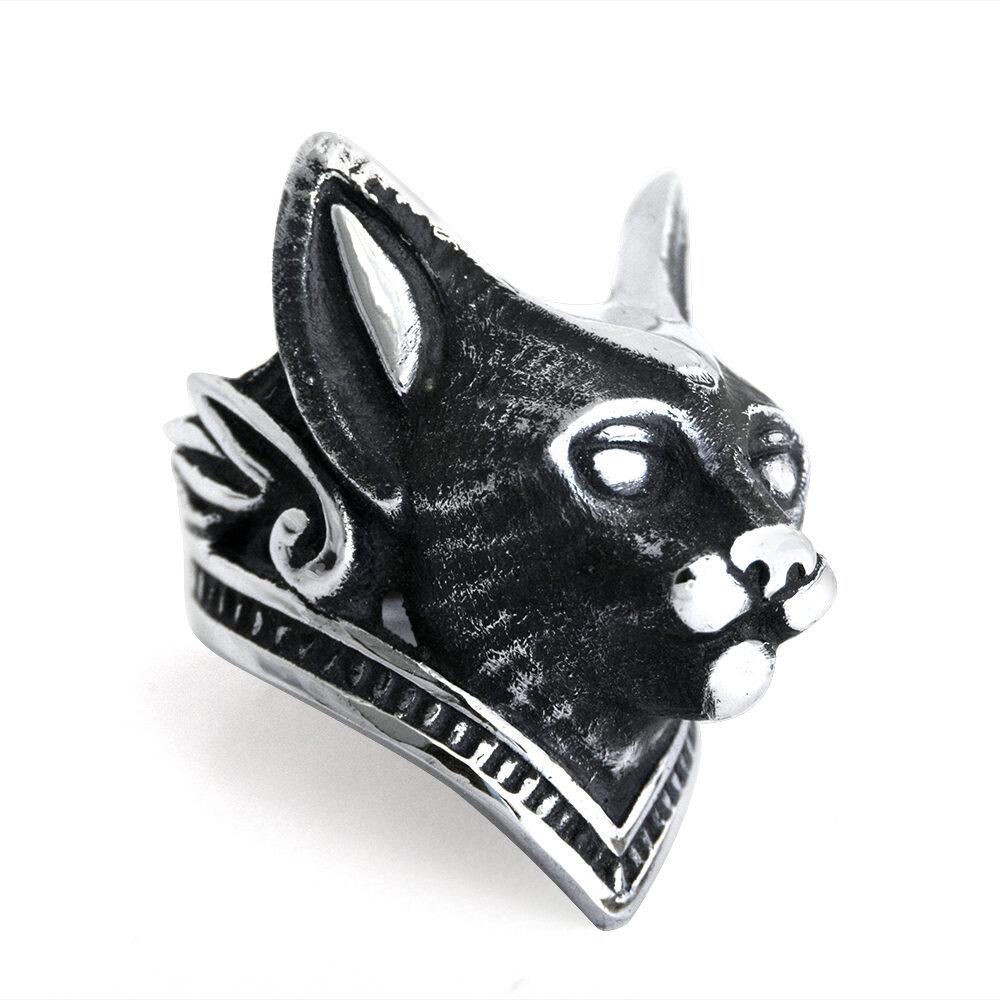 Ether11 The Ring of Bastet Egyptian Cat God