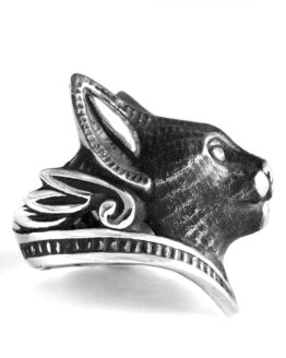 Ether11 The Ring of Bastet Egyptian Cat God