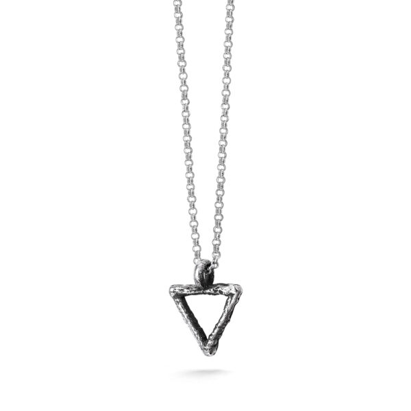 Ether11 Alchemy Symbol Water Pendant