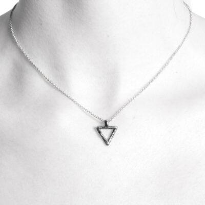 Ether11 Alchemy Symbol Water Pendant