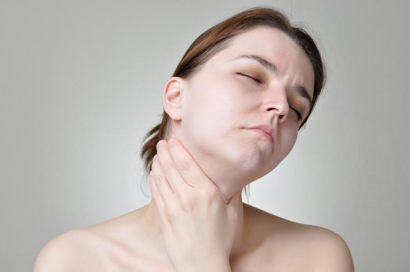 Persistent Sore Throat