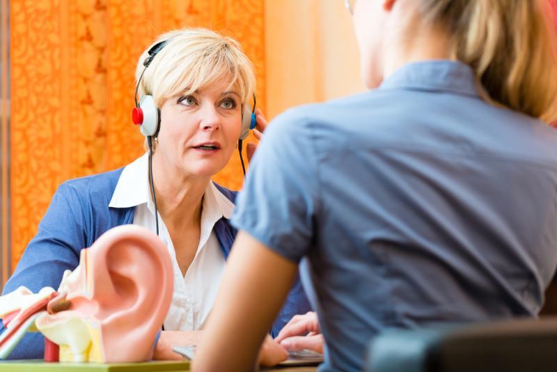 Muffling Hearing of Speech & Other Sounds