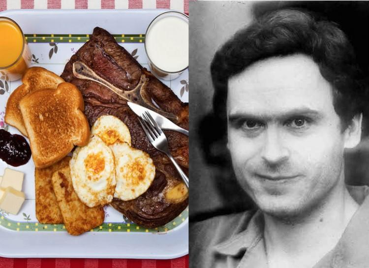 Not Hungry- Ted Bundy