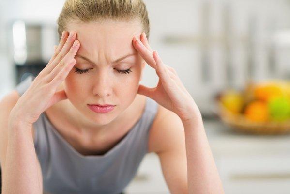 Intense Headaches