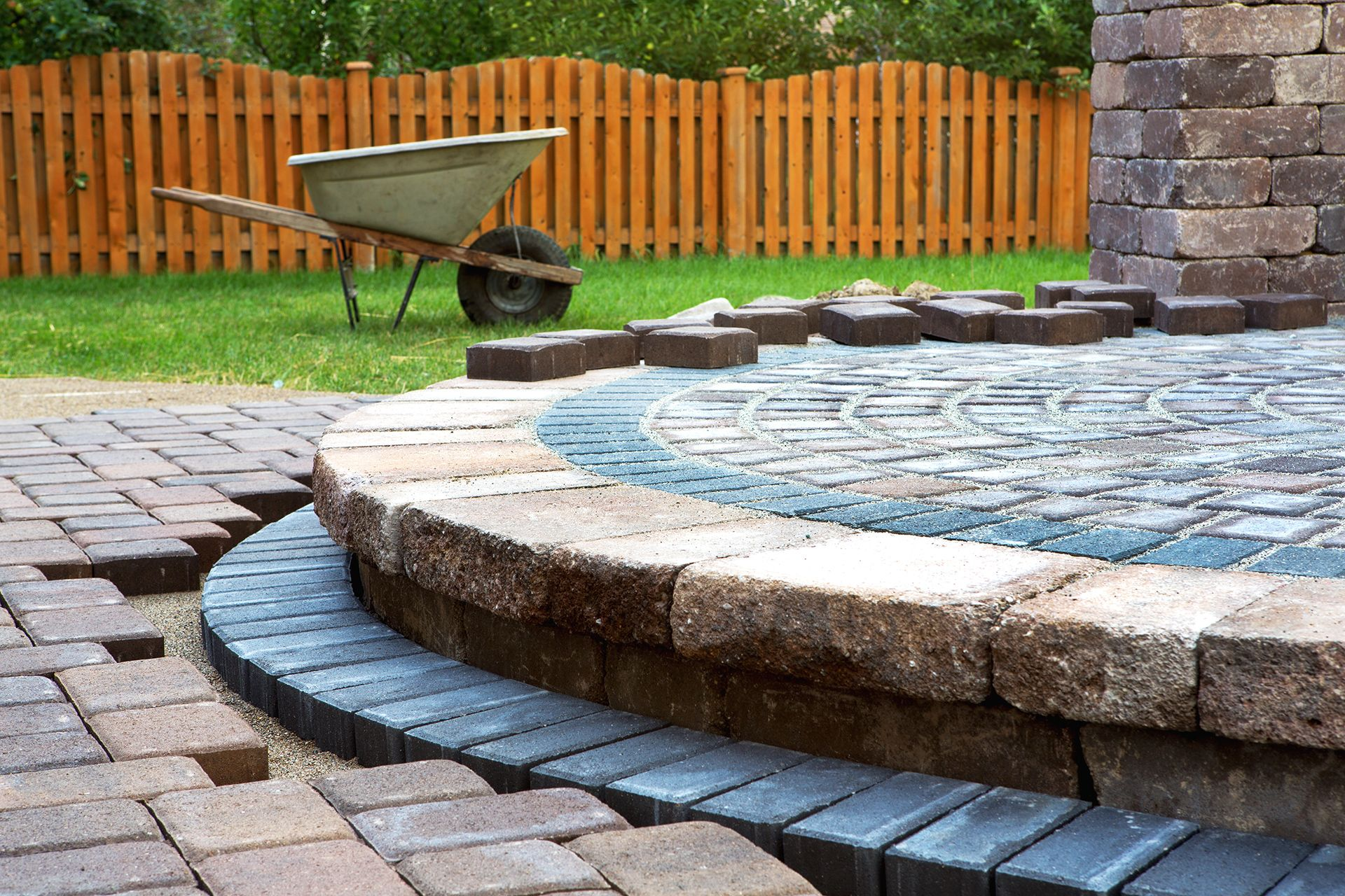 Masonry & Patio Projects & Services