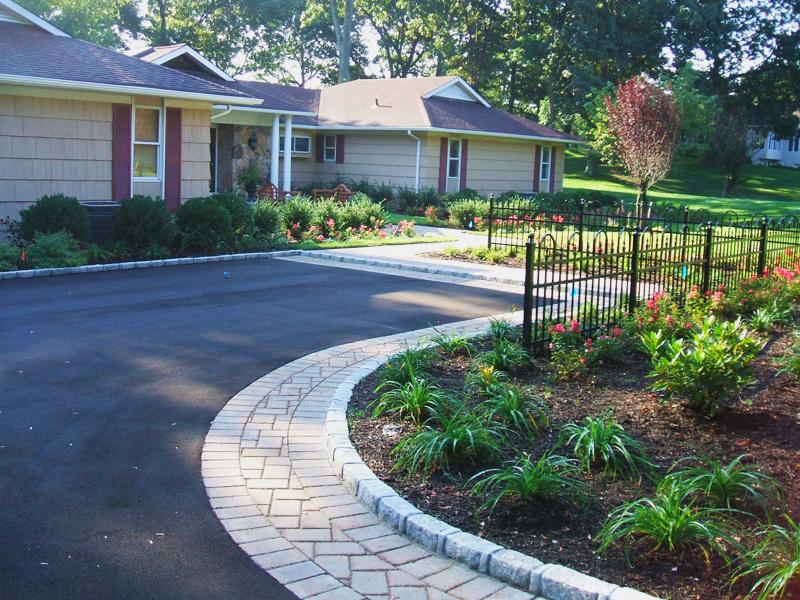 Residential - Asphalt & Masonry Services