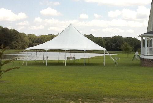 Classic Rentals - 30x30 Pole Tent