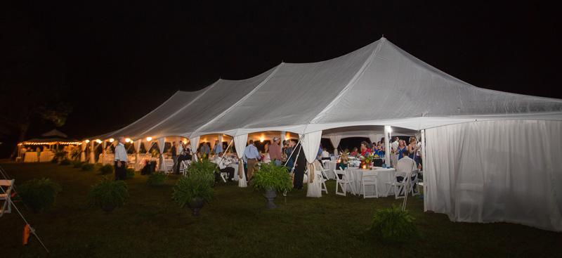 Classic Rentals - 40x100 Pole Tent