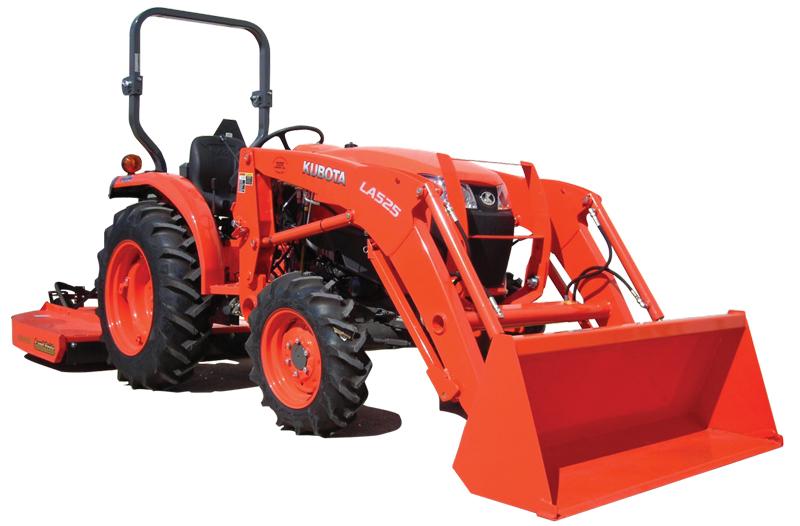 Classic Rentals - Kubota-Tractor