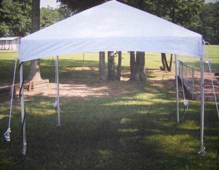 Classic Rentals - 10x10 Frame Tent