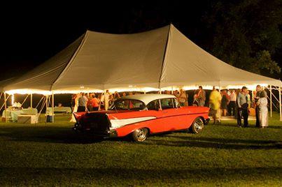 Classic Rentals - 40x60 Pole Tent