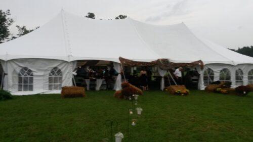 Classic Rentals - 40x80 Pole Tent