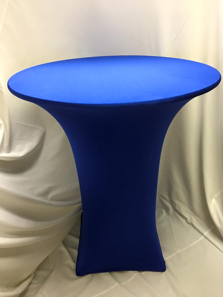 Classic Rentals - Spandex cocktail table cover
