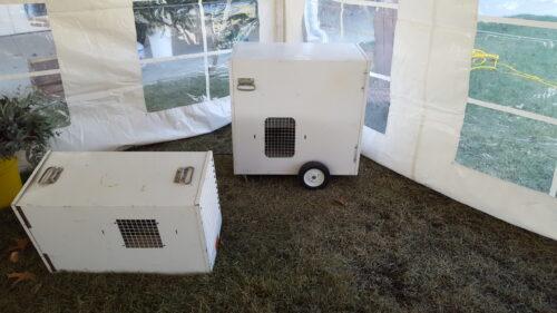 Classic Rentals - Tent Heater