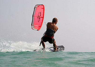 kitesurf Puerto Rico in Punta las Marias