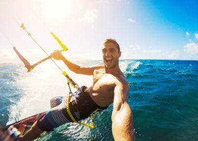 kitesurf Puerto Rico in Ocean Park