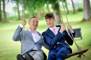 Gay wedding of Rob and Vianney