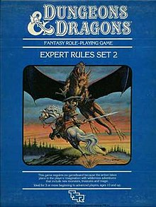 Dungeons and Dragons - Expert