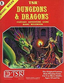 Dungeons and Dragons - Basic