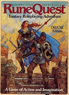 QUESTWORLD for RUNEQUEST