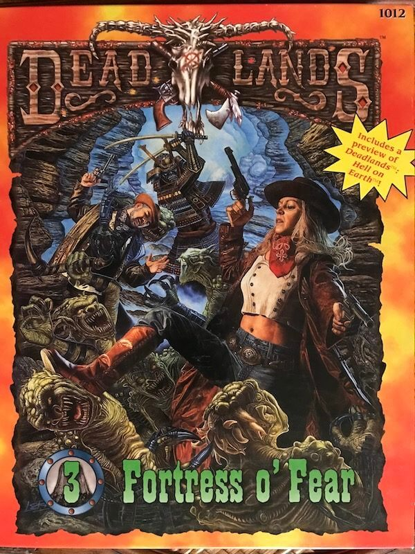 deadlands fortress fear