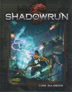 SHADOWRUN 1st/2nd edition