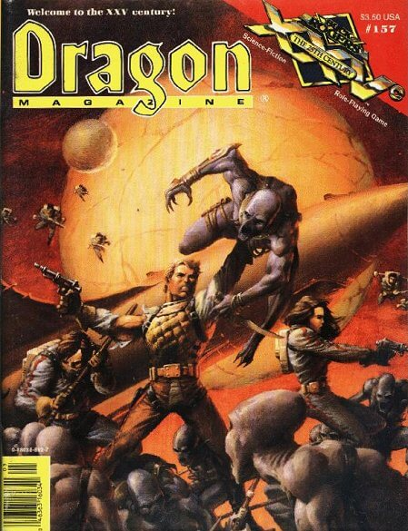Dragon magazine #157
