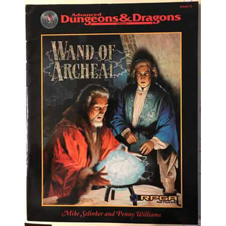 wand of archeal
