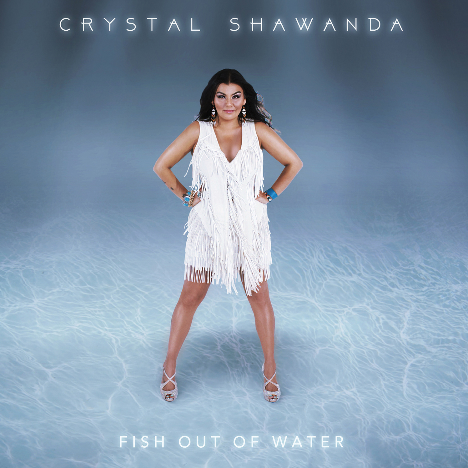 """Pre-order Crystal Shawanda's New Album """"Fish Out of Water"""" on iTunes Now!"""