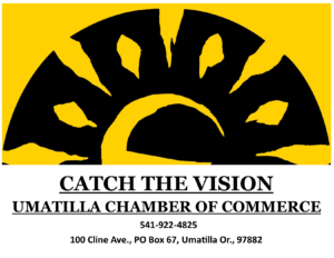 Umatilla Chamber of Commerce Logo