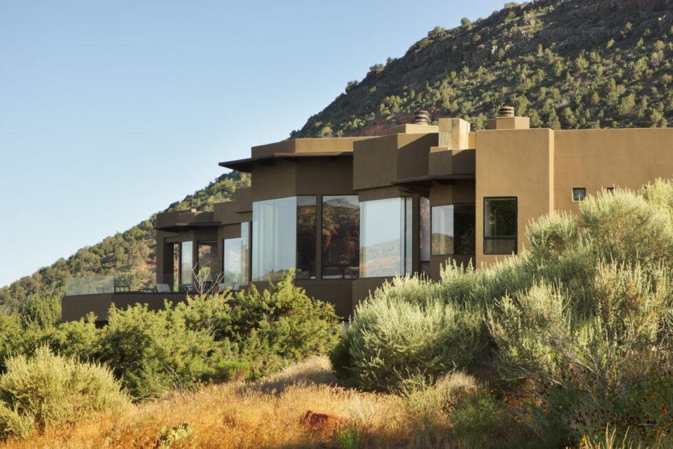Mansion Villa Home Luxury Architecture Mountain