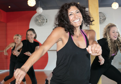 SWERVE Studio LA Personal Training and Group Fitness_fitness dance class