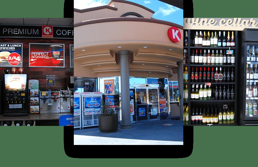 Gas Station & Food Mart