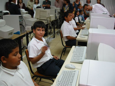 Nonprofit computers for handicapped