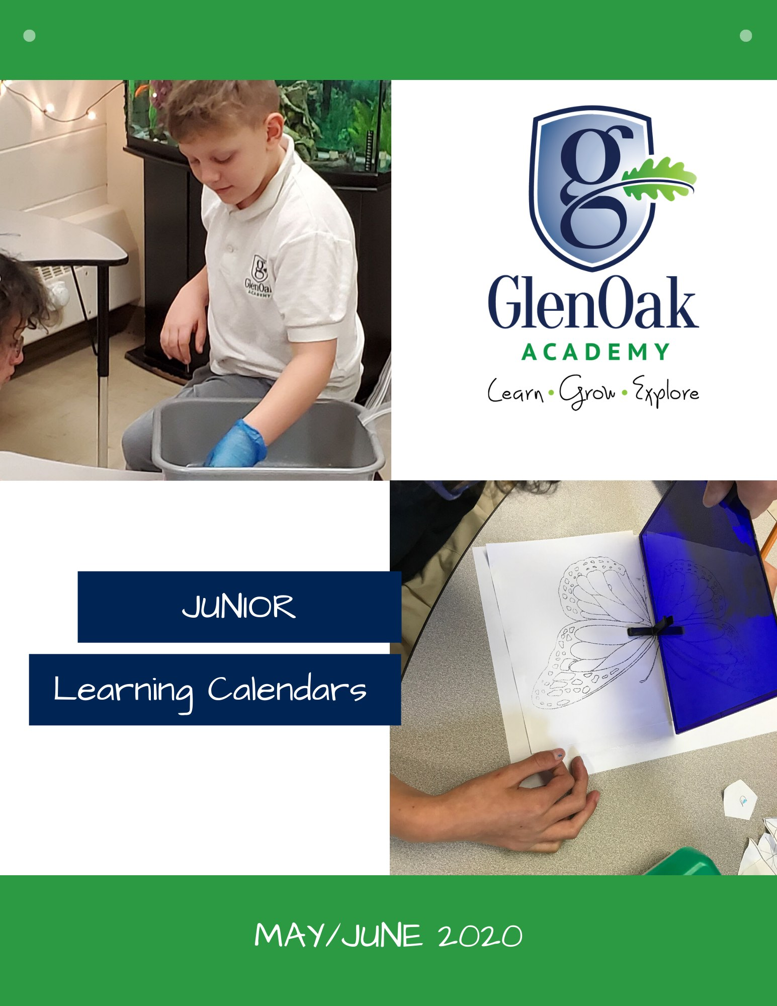 GOA Junior Learning Resources 2020