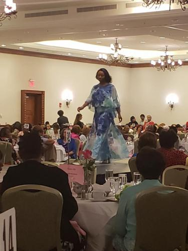 Annual Fashion Show Luncheon