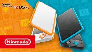 Nintendo anuncia oficialmente el New Nintendo 2DS XL!
