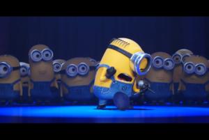 """Los Minions participan de un """"Talent Show"""" en nuevo clip de Despicable Me 3"""