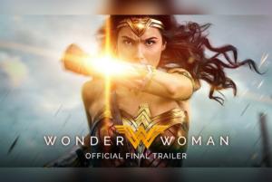Presentan el último trailer de Wonder Woman en los MTV Movie Awards