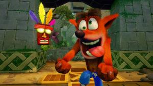 Crash Bandicoot sigue impresionando con su versión remasterizada de PS4