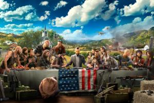 Trailer, imágenes y fecha de lanzamiento para Far Cry 5