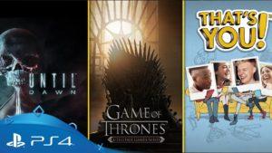 Revelan juegos de PlayStation Plus para el mes de Julio (2017)
