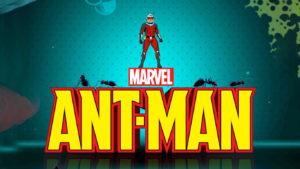 Disney XD estrena los primeros cortos animados de ANT-MAN